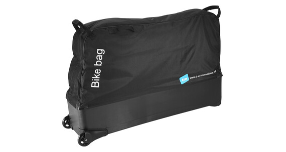 B&W International Bike Bag fietskoffer zwart